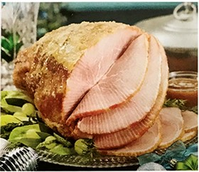 Spiral Sliced Glazed Ham