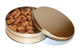 1# Tin Honey Crisp Pecans THUMBNAIL