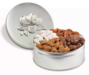 The Mississippi Magnolia Blossom Tin