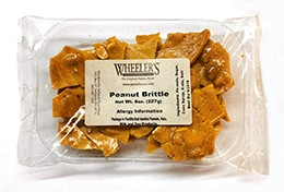 8 oz tray Peanut Brittle_THUMBNAIL
