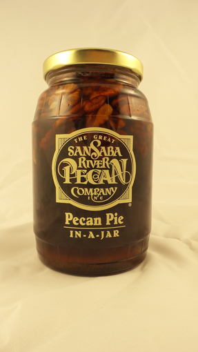 Pecan Pie In A Jar Indianola Pecan House Online Store