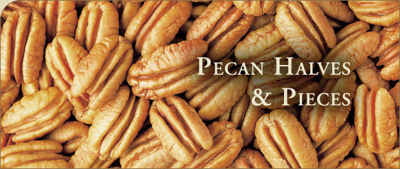 Pecan Halves & Pieces