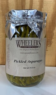 Pickled Asparagus THUMBNAIL