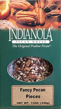 12 oz. Box Southern Pecan Pieces