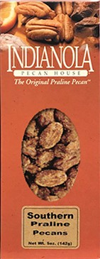 5 oz. Box Praline Pecans