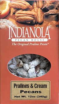 12 oz box Pralines & Cream Pecans LARGE
