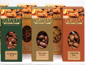 5 oz. Box Chocolate Amaretto Pecans