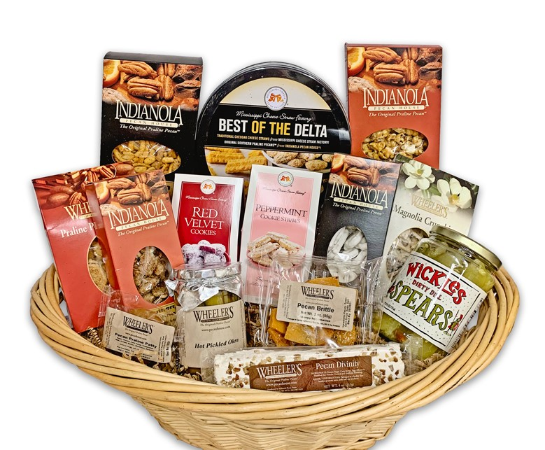 "The ""Ready to Eat"" Basket LARGE"