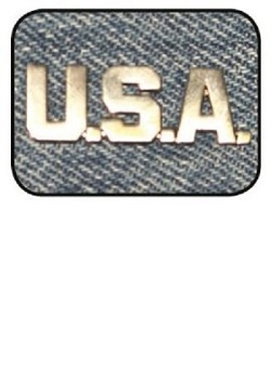 USA Military Style Pin MAIN