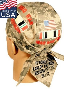 Iraq War Veteran Skull Cap - Digital Camo_MAIN
