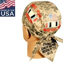 Iraq War Veteran Skull Cap - Digital Camo
