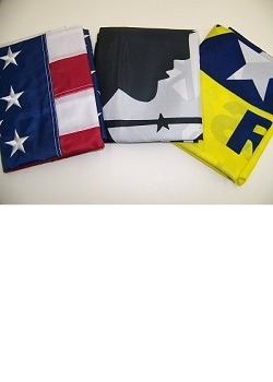 2' x 3' Flag Package