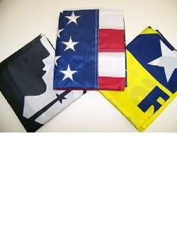 3' x 5' Flag Package