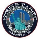 "Honor The Finest & Bravest 6"" Patch_THUMBNAIL"
