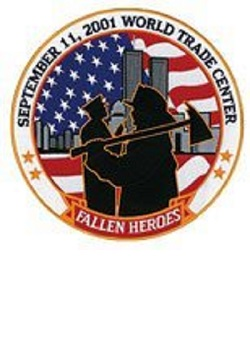 "World Trade Center 6"" Patch"