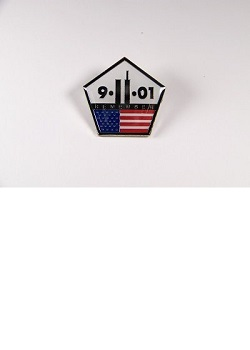 9-11-01 Remember Pin