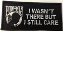 I wasn't there but I still care POW-MIA insignia patch_THUMBNAIL