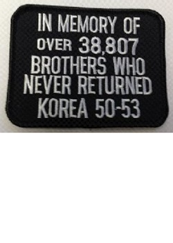 In Memory Korea Patch