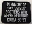 In Memory Korea Patch_THUMBNAIL