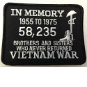 In Memory Vietnam Patch_THUMBNAIL