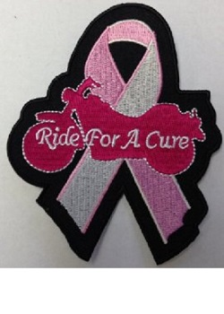 Ride for a Cure Ribbon Patch_MAIN