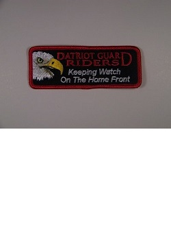 Keeping Watch Patch