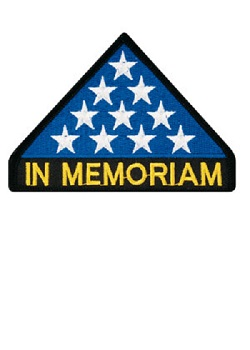 In Memoriam Patch MAIN