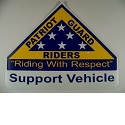 PGR Support Vehicle Magnet Mini-Thumbnail