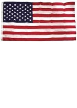 2' x 3' USA Polyester Flag MAIN