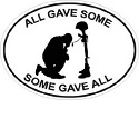 All Gave Some - Some Gave All Decal THUMBNAIL
