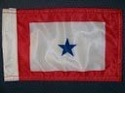 "6"" x 9"" Patriotic Motorcyle Flag_SWATCH"