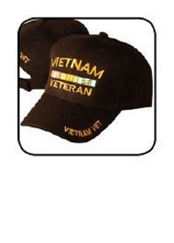 Vietnam Veteran Hat MAIN