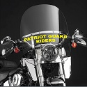 Vinyl Cut Patriot Guard Riders