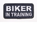 Biker In Training Patch_THUMBNAIL