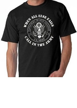 Call In The Military Shirt_MAIN
