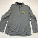 Ladies Cool Dry Long-sleeve Zip T-shirt w/PGR Logo Mini-Thumbnail