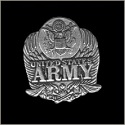 US Army Military Pin THUMBNAIL