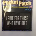 Rider Pocket Patches