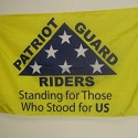 2' x 3' PGR Nylon Flag