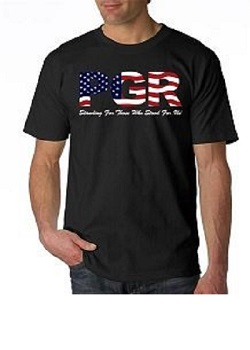 PGR Stars & Stripes Short Sleeve T-shirt