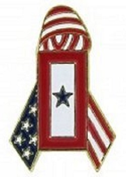Military Service Utility Pin