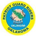 PGR State 1.5 inch Round Decal