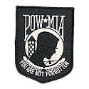 POW/MIA Badge Patch_THUMBNAIL