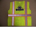 Safety Vest with PGR Logo Mini-Thumbnail