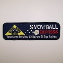 PGR Snowball Express Patch