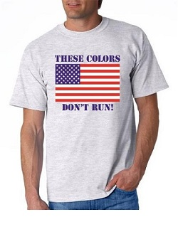 These Colors Don't Run T-shirt MAIN