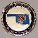 PGR State Specific Challenge Coin
