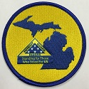 Michigan State Patch