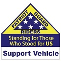 Support Decal - Large