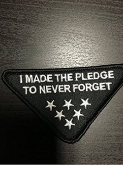 made the pledge to never forget patch MAIN